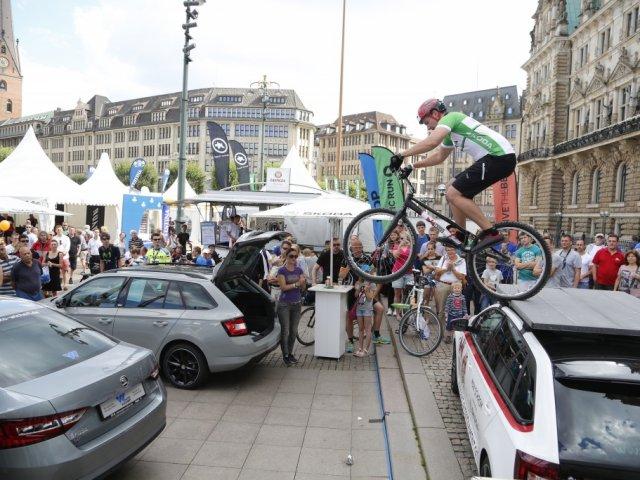 Der Bike & Trialshow Artist - Max Schrom