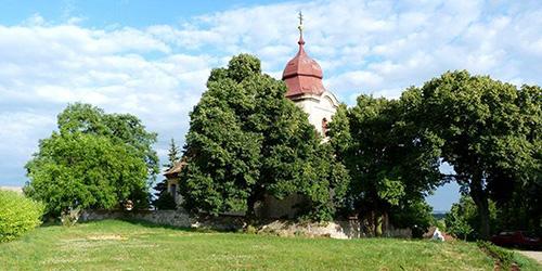 Kostel sv. Jiří Lukov