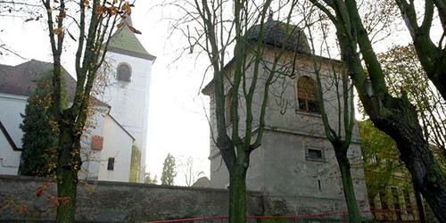 Kostel sv. Jiljí Ředhošť